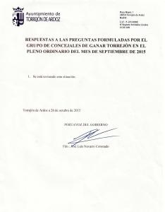 Respuesta Gobierno Preguntas GT(IU-EQUO)