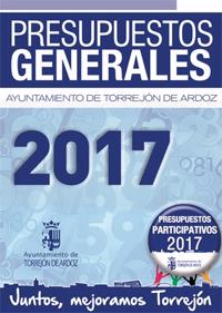 Anteproyecto presupuestos Torrejon 2016